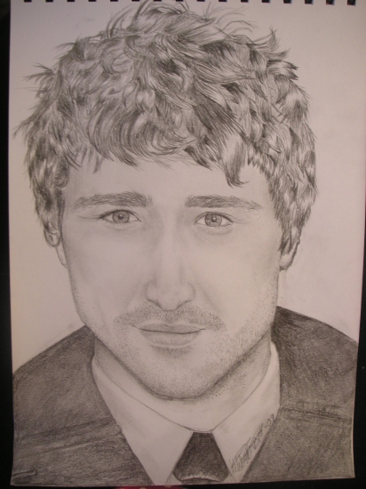 Matt Dallas by Wikkyz